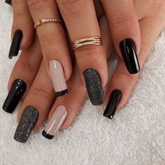Chic Nails, Stylish Nails, Trendy Nails, Swag Nails, Grunge Nails, Best Acrylic Nails, Acrylic Nail Designs, Perfect Nails, Gorgeous Nails