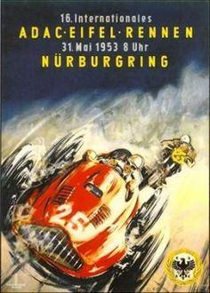 1953 Internationales ADAC-Eifel-Rennen Nürburgring