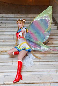 Super Sailor Moon 1 by ~Usagi-Tsukino-krv on deviantART