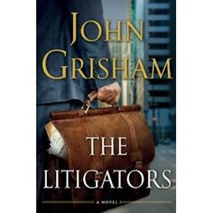 AUDIO CD FIC GRISHAM	The Litigators	John Grisham