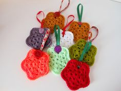 Hey, I found this really awesome Etsy listing at https://www.etsy.com/uk/listing/480323301/christmas-tree-decorations-crochet