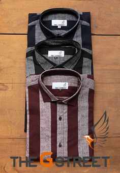 Feel like getting a new addition to your closet need look no further than The G Street's fashion trends. Shop a set of 3 Vertical Patches shirts @1749/- only worth Rs.2999/- Visit www.thegstreet.com Or, Whatsapp us at +919643004588.  For wholesale inquiries, call or whatsapp us at +919555278001. #cottonshirts #bestquality #casualshirts #formalshirts #offersanddiscounts #shoptillyoudrop #thegstreet #freeshipping #easyreturns #cod #mensfashion #menshirts