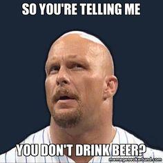 beer memes | Skeptical Stone Cold