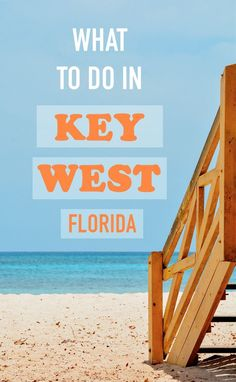 Key West, Florida is one of the most beautiful beach towns in the world. If you're traveling through Florida, Key West is a must see.