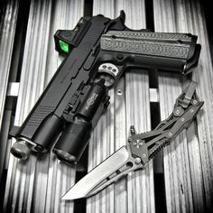 Ed Brown Special Forces 1911