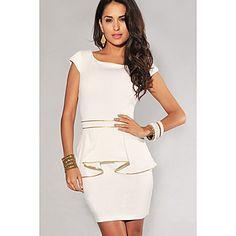 Women's Stylish Bodycon Mini Dress – USD $ 18.19