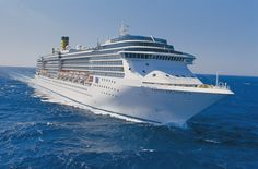 More than 800 Chinese tourists will arrive at Heraklion port on Friday morning and they will stay until 7 p. They are the passengers of the first World Cruise. The World Cruise wi… Costa Atlantica, My Travel Map, Iloilo City, World Cruise, Heraklion, Cruise Destinations, Like A Local, Natural, Sailing