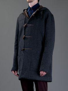 C.P. Company Toggle Duffle Coat 01 C.P. Company Toggle Duffle Coat ...