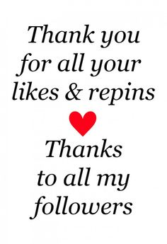 Thank you so much for all your likes and repins. It´s so much fun with you. I love you. with <3 from JDzigner www.jdzigner.com