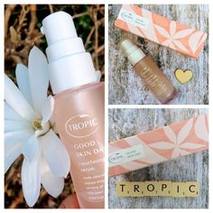 Are you having a Good Skin Day?  Review of Tropic Skincare by BeautyBoo44.co.uk