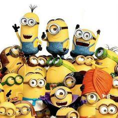 Squad  #minion #minions