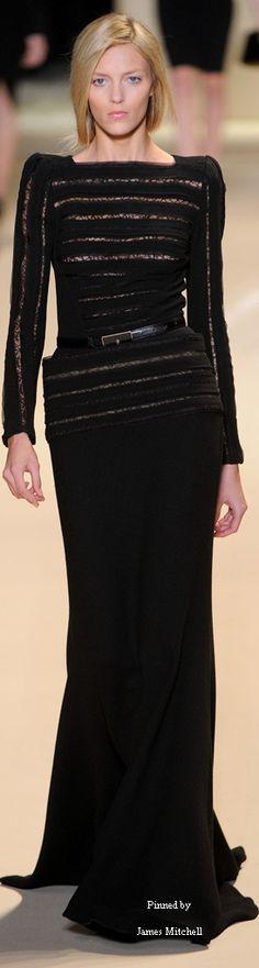 www.2locos.com  Elie Saab Fall 2011 Ready-to-Wear
