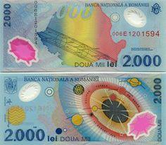 Rumania 2000 leu