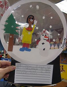 Love the snowglobes!  Other great ideas too.