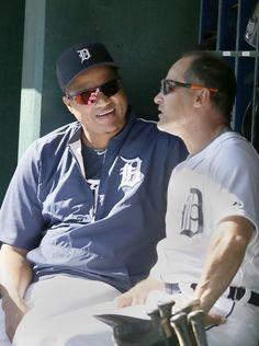 Detroit Tigers off day pitcher Alfredo Simon talks
