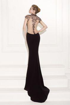 New Collection 2015 Evening Dreses by Tarik Ediz
