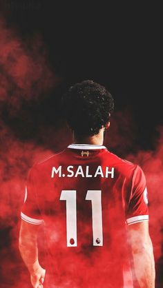 Moammad Salah for Liverpool Awesome Poster Liverpool Fc, Liverpool Football Club, National Football Teams, Football Fans, Premier League, Mohamed Salah Liverpool, Super Bowl, Mo Salah