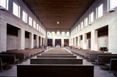 Dom Hans van der Laan, orsenigo_chemollo · The St. Benedictusberg Abbey