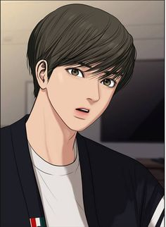 Handsome Anime Guys, Cute Anime Guys, Suho, Manhwa, The Secret, Korean Anime, Manga Couple, Webtoon Comics, Boy Art