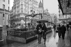 con lluvia  Javi Espada Fotografía