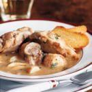 Try the Chicken Stew in White Wine Recipe on williams-sonoma.com/