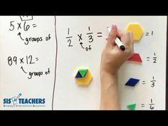 Multiplying Two Fractions - YouTube