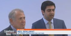 """Today at least some justice has been served. And I think she can sleep better tonight knowing that this man who did these horrible things to her will be in prison now for two years."" -- attorney Neil Gehlawat, representing sexual assault victims, after former #KernCounty Sheriff's deputy Gabriel Lopez was sentenced on charges for crimes he committed while in uniform."