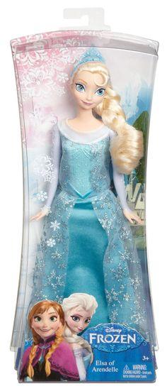 Mattel Disney Princess Y9960 - Die Eiskönigin Elsa, Puppe: Amazon.de: Spielzeug