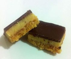 Recipe The Best Chocolate Caramel Slice EVER! (Recipe by Mother Hubbard's Cupboard) by Zoe Rowling - Recipe of category Baking - sweet