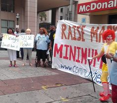 The minimum wage is about the middle class [Commentary] The Minimum, Minimum Wage, The Middle, Social Justice, Human Rights