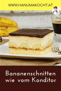 Perfect Cookie Recipes – 20 Baking Tips To Make The Best Cookies Ever - New ideas Easy Cookie Recipes, Cake Recipes, Easy Vanilla Cake Recipe, Banana Slice, New Cake, Perfect Cookie, Recipe For 4, Food Cakes, Fall Desserts