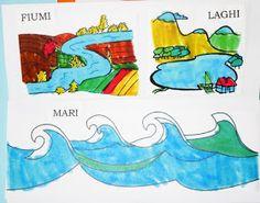 Studiamando liberamente: Lapbook: L'acqua Experiment, Camilla, Disney Characters, Books, 3, Oxford, Coding, School, Environment