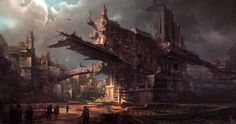 3D Art by James Paick found at CGSociety.org