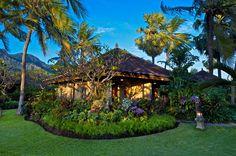 Matahari Beach Resort is a Balinese beauty in the north of Bali - ideal for a peaceful Bali honeymoon.
