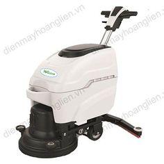 Máy chà sàn công nghiệp được phân làm 2 loại theo chức năng: máy chà sàn đơn, máy chà sàn liên hợp