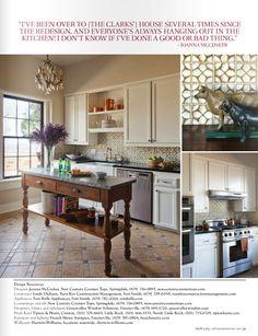 我們看到了。我們是生活@家。: 美國居家生活雜誌雜誌At Home in Arkansas