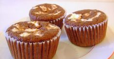Brownie Cupcakes, Cooking Recipes, Healthy Recipes, Healthy Food, Mini Cheesecakes, Muffin Recipes, Pavlova, Food And Drink, Sweets