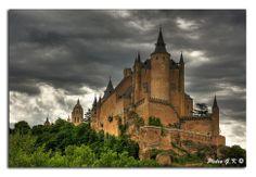 ALCÁZAR DE SEGOVIA, Segovia, Castilla y León