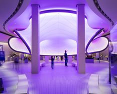 Matemática: A Galeria Winton / Zaha Hadid Architects | ArchDaily Brasil