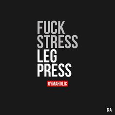 Leg press, fit thick legs, big butt. Not tooth pick legs & flat ass!! Lol!!