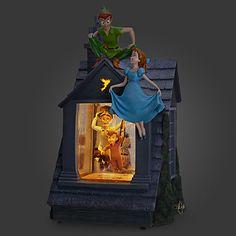Peter Pan Snowglobe | Snowglobes | Disney Store