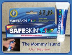 The Mommy Island: Safeskin-Review and Giveaway