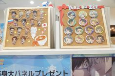 Yuri!!! on ICE Anime Collaboration Themed Cafe | MANGA.TOKYO Photo Report | Anime Merchandise