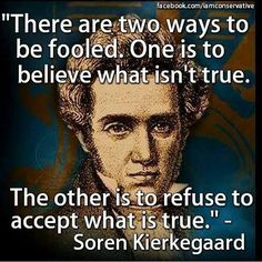 This is how religion has survived...Belief without evidence and rejection of knowledge...The first is ignorance, the second is stupidity! One leads to the other! infj4real