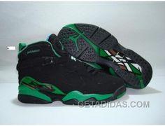 low priced 4d342 51d61 Air Jordan Retro 8 Black Green Offres De Noël, Price   68.00 - Adidas Shoes,Adidas  Nmd,Superstar,Originals