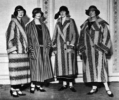 Image result for 1920's coats