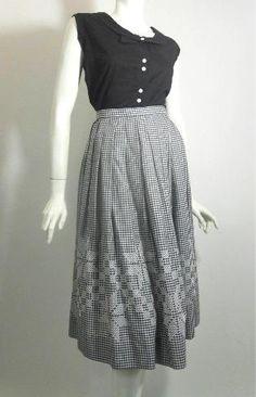 60s dress 60s skirt