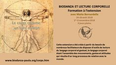 Biodanza et lecture corporelle avec Maite Bernardelle