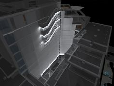 Lighting Design, Facade, Stairs, Projects, Home Decor, Light Design, Log Projects, Stairway, Blue Prints