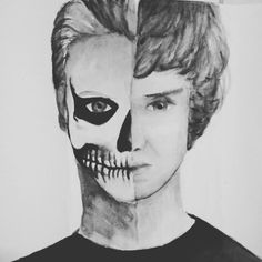 #art Halloween Face Makeup, Art, Art Background, Kunst, Performing Arts, Art Education Resources, Artworks
